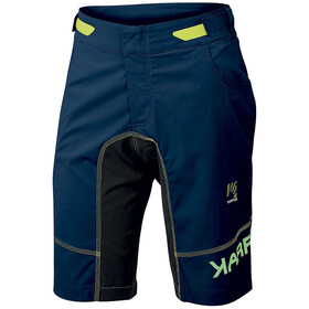 Karpos Ballistic Evo Shorts Men insignia blue/black/yellow fluo